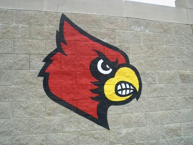 Cardinals Thermoplastic Logo
