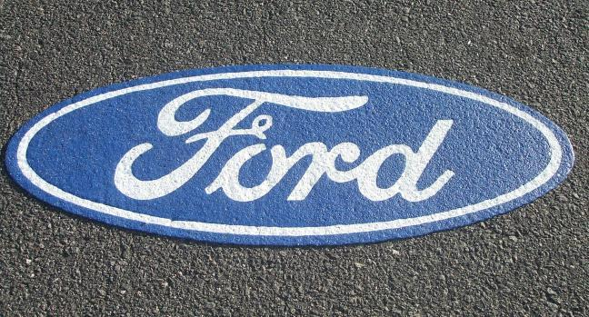 Ford Thermoplastic Logo