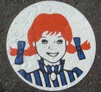 Wendys Thermoplastic Logo