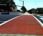 Inlaid Thermoplastic ThermoPrintHT crosswalks 2