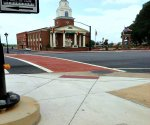 Inlaid Thermoplastic ThermoPrintHT crosswalks 4