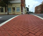 Inlaid Thermoplastic ThermoPrintHT crosswalks 5