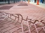 StencilCoat Decorative Plaza - Herringbone Pattern