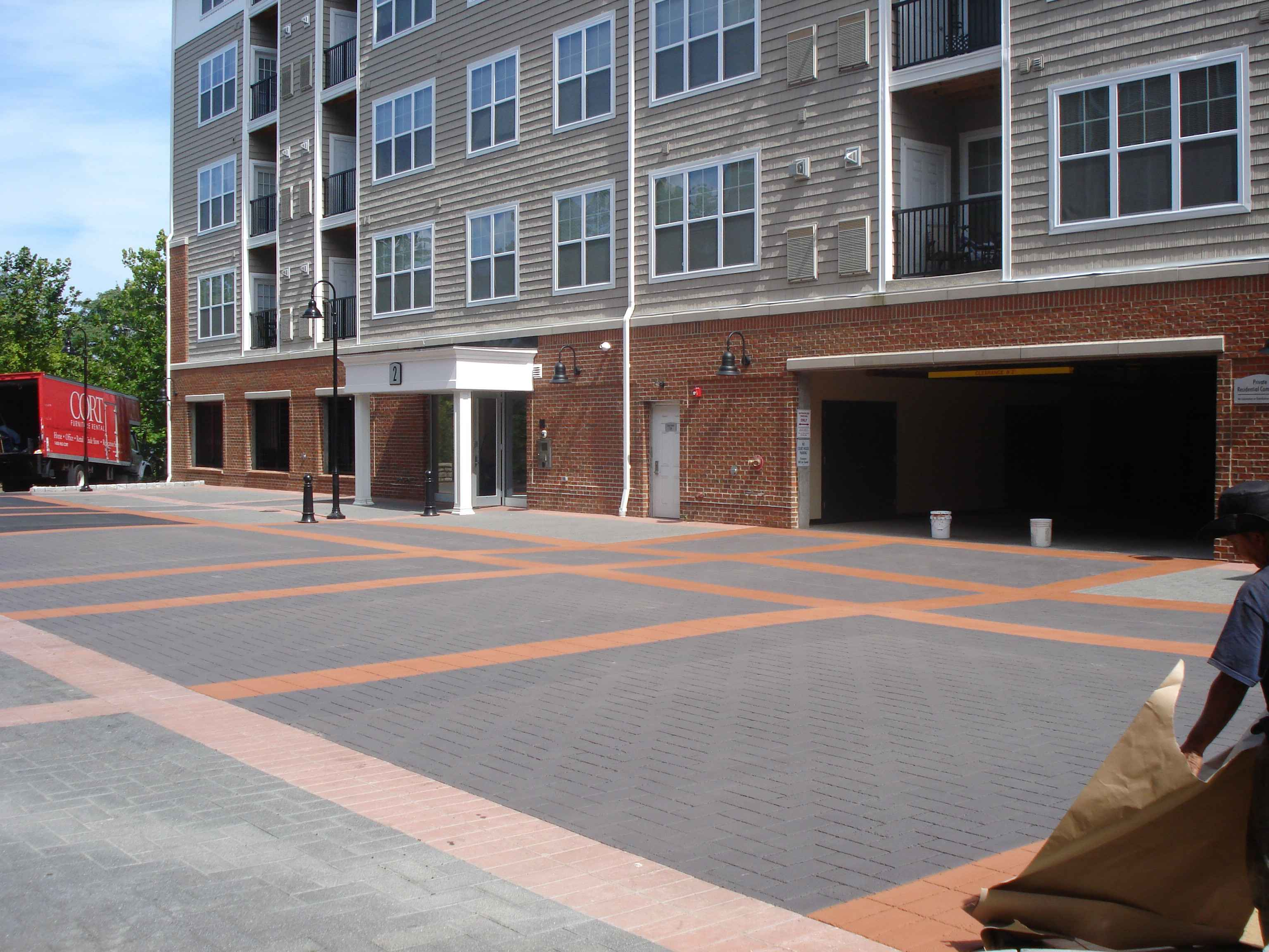 avalon yonkers paving concept inc pattern paving products