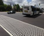 Inlaid Thermoplastic ThermoPrint crosswalks 1