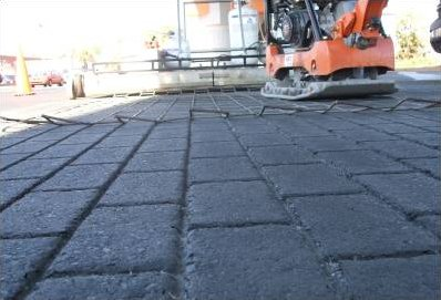 Stamped Asphalt Process 2