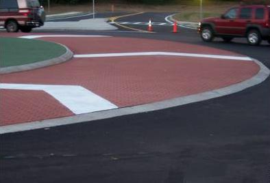 Stamped Roundabout 2