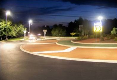 Stamped Roundabout 3
