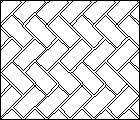Herringbone Diagonal