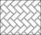 Herringbone Diagonal