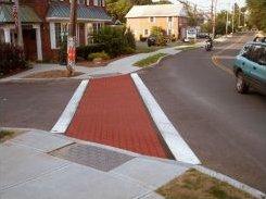 StencilCoat Municipal Crosswalk